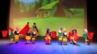 Festa de Encerramento Infantil - 2016
