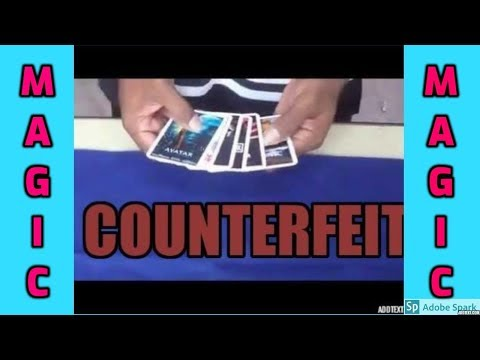 MAGIC TRICKS VIDEOS IN TAMIL #433 I Counterfeit by Daniel Meadows @Magic Vijay