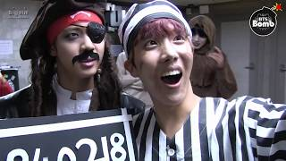 [BANGTAN BOMB] Enjoy 2014 Halloween thumbnail
