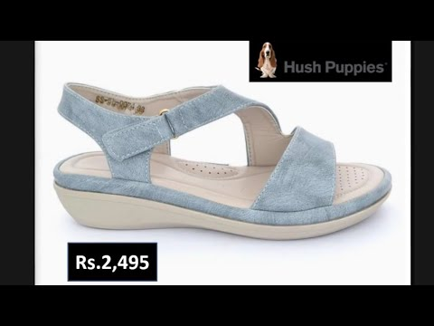 Latest Hush Puppies Shoes Summer 2019||Comfortable Sandles||Hush Puppies||Hush Puppies Shoes