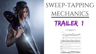 SWEEP TAPPING MECHANICS TRAILER #1//VIDEO LESSON//JACKY VINCENT