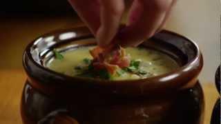 Cheeseburger Soup Recipe - How To Make Cheeseburger Soup