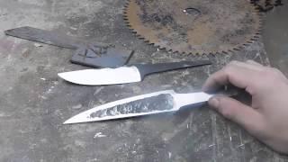 сталь х12мф для ножа. Первые впечатления.