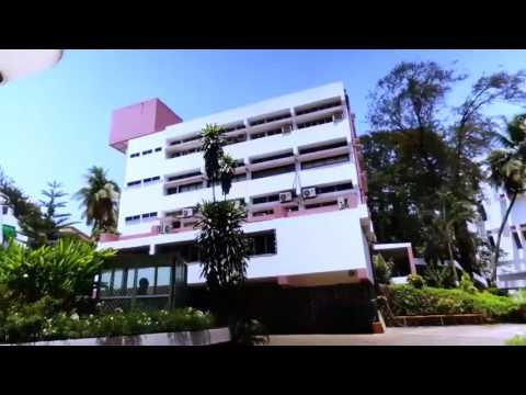 NITIE Mumbai Campus  HD 1080p