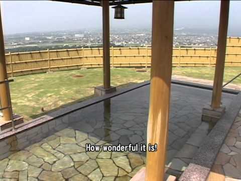 """Shibukawa Ikaho-onsen Guide """"Relaxing Trip"""" with English caption"""