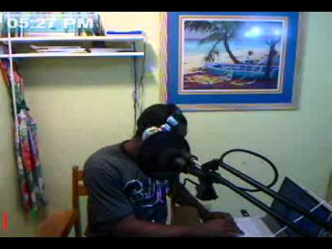 TIT BITS OF ''PRAISE WITHOUT LIMIT'' SHOW WITH DJ ROBERT 07 12 2012 ON PROSPERITY FM IN CAYMAN