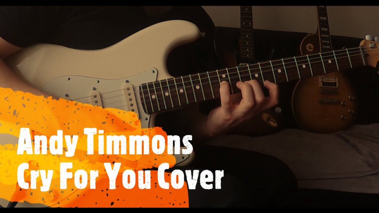 Download Andy Timmons - Cry For You Cover / Boss Katana Jeff Beck Stratocaster