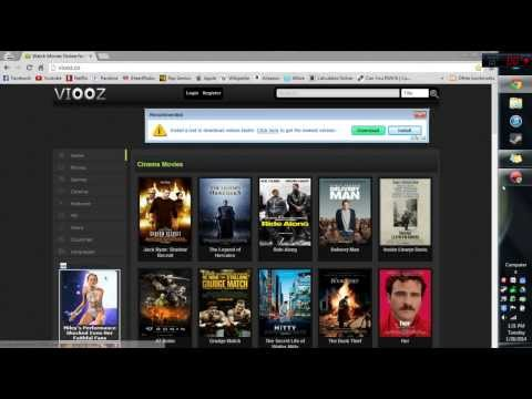 Free Online Movie Streaming Website