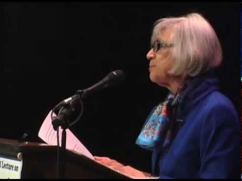 Iona Campagnolo Lecture 2015 - The Right Hon. Beverley McLachlin