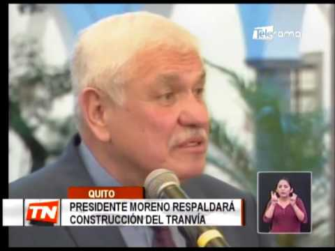 Presidente Moreno apoyará para mejorar transporte aéreo