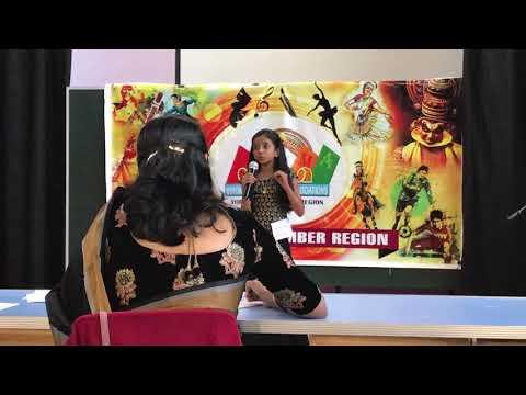 Priyamulla Swapnathin By Jiya Harikumar -1st Prize In UUKMA Kalamela 2017