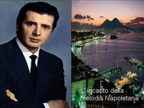 """Franco Corelli - """" Tu ca nun chiagne """" Classica Napolitana"""