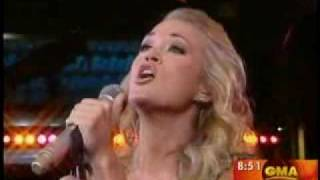 Carrie Underwood- Ever Ever After[Live]