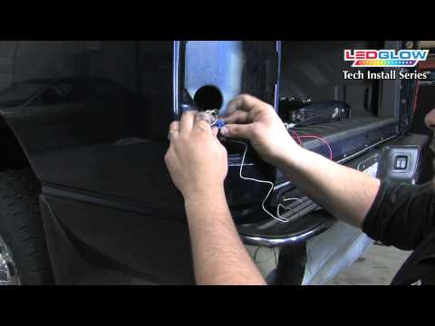 LEDGlow | How To Install an LEDGlow Tailgate Light Bar with Reverse Lights for Trucks