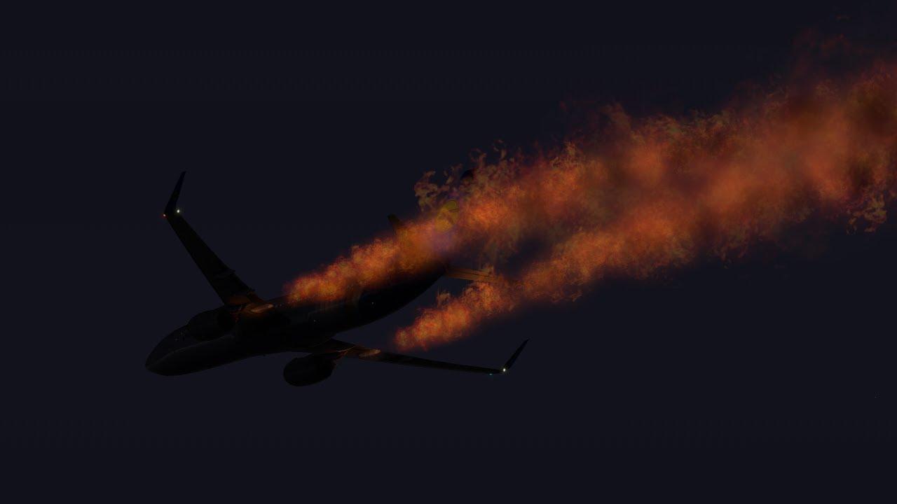 Ukrainian plane crash left no passenger alive.