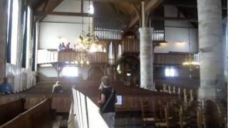 O liefde Gods oneindig groot  Andreaskerk  Katwijk aan Zee 23-08-2011
