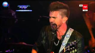 Juanes - Could You Be Loved - Festival Antofagasta 2014