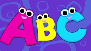 Abc lied | Lieder für Kinder | Englisch lernen Alphabete | ABC Song | Preschool Songs for Kids