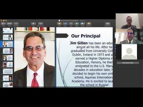??????? ? ?????????? - Aquinas International Academy
