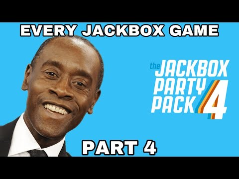 Playing Every Jackbox Game: Party Pack 4 (Grinch Edition) |
