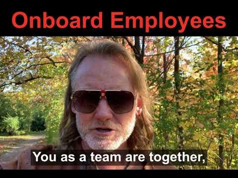 Onboard Employees