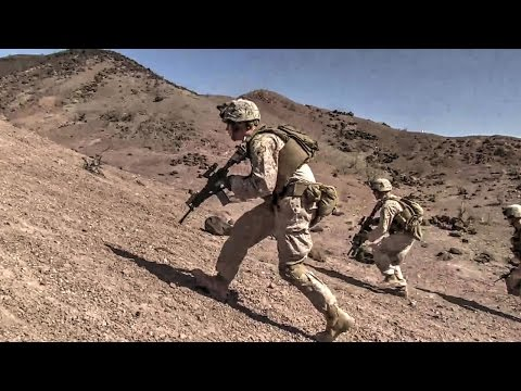 "Thumbnail: US Marines Military Tactics – ""Fire and Movement"""