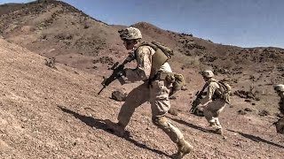 US Marines Military Tactics –
