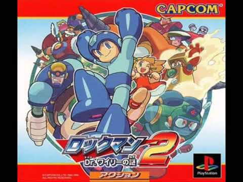 Rockman 2 Complete Works OST - 06  Bubble Man Stage