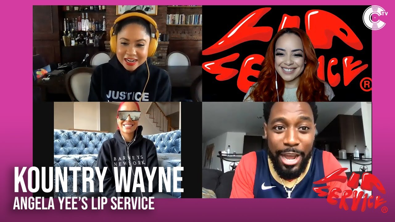 Kountry Wayne Talks Learning About His 10th Child, Overcoming Boysh*t Ways and More On Lip Service