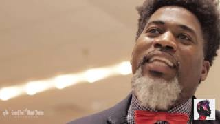 "David Banner, ""God Box"". The lecture and interview  short version"