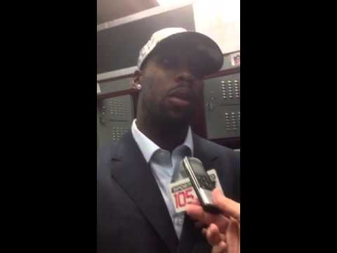 Anquan Boldin on 1st Super Bowl win
