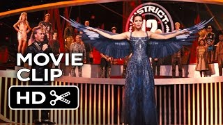 The Hunger Games: Catching Fire Movie CLIP #6 - The Mockingjay Appears (2013) Movie HD