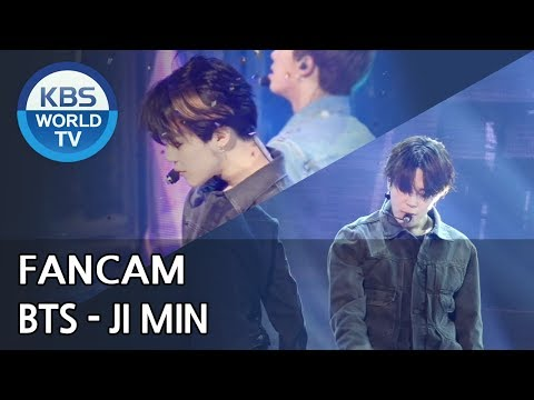 [FOCUSED] BTS's JIMIN - Fake Love[Music Bank / 2018.06.01]
