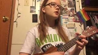 11:11 - Ukulele Cover (Waterparks)