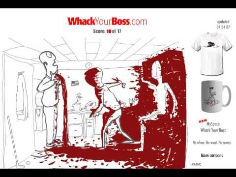 Прохождение игры 17 способов убить своего босса