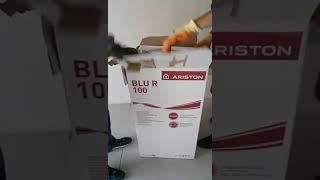 Бойлер ARISTON BLU R 100 V + Зволожувач повітря MAXCAN MN-304GR в подарунок