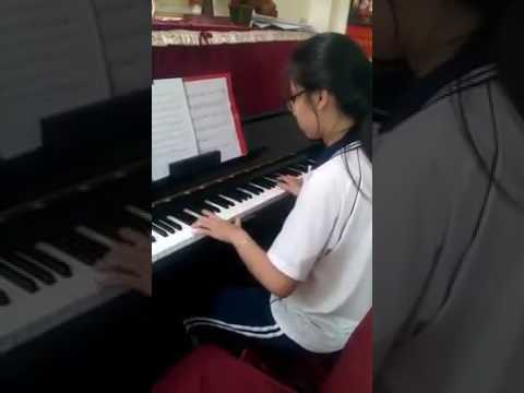 Jardin secret h ph ng piano cover youtube for Jardin secret piano