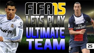 FIFA 15 | Lets Play Ultimate Team #025 - Heul nicht rum Massive! BPL Non Rare!