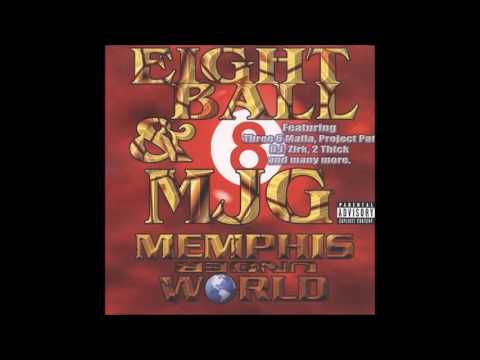 2000 - 8Ball & MJG - Memphis Under World full album