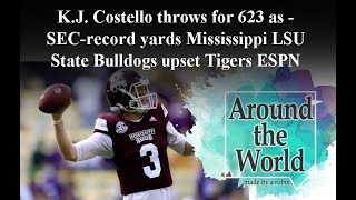 K.j. costello throws for sec-record 623 ...