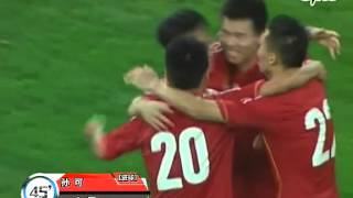 [2013 International Friendlies] China national football team 6:1 Singapore national football team