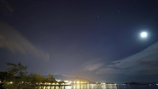 月夜英仙座流星雨Perseids Meteor Shower@元洲仔公園