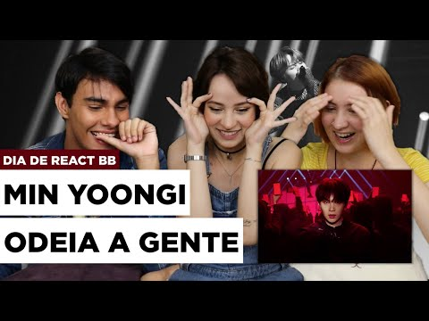 BTS (방탄소년단) MAP OF THE SOUL : 7 'Interlude : Shadow' Comeback Trailer (Reaction) | Três de Outubro