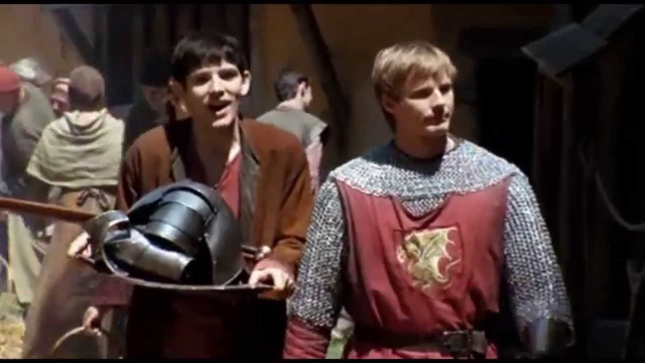 The Prince & The Idiot - Merlin fanfic trailer