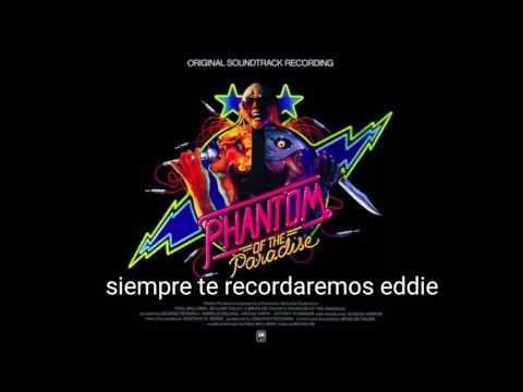 Goodbye Eddie Goodbye *subtitulado español*  (Phantom of the paradise)
