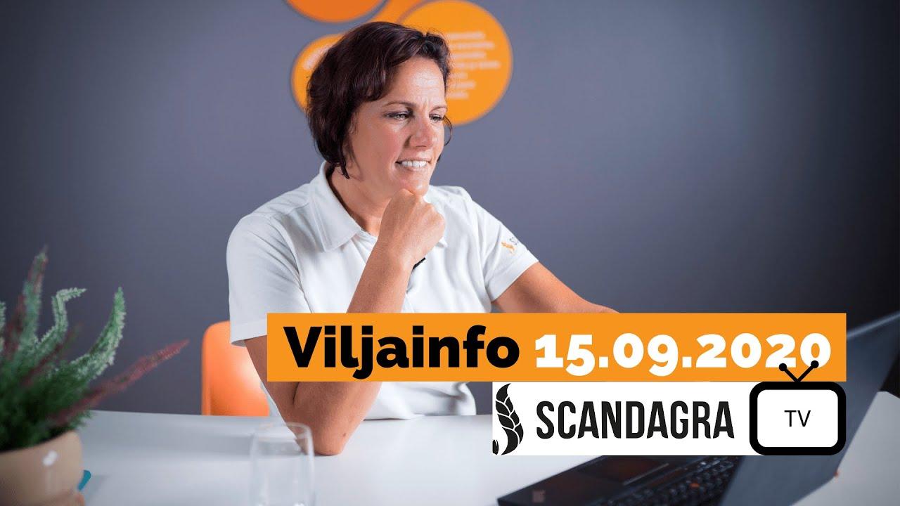 Scandagra VILJAINFO 15.09.2020