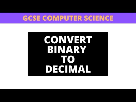 Learn How To Convert Binary To Decimal Quickly And Easily