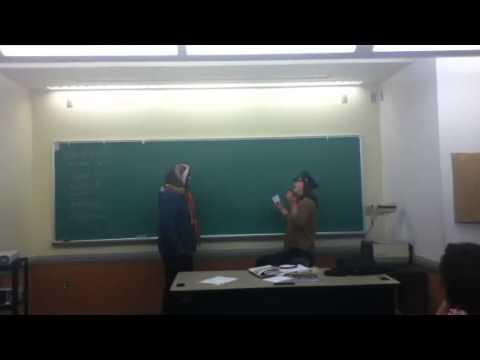 CSU Italian presentation