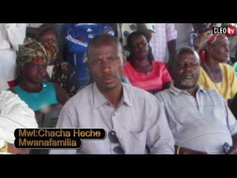 Familia Ya Heche Sasa Kuweka Wakili Kuhusu Kifo Cha Suguta Chacha