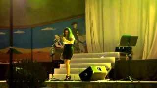 """Noe cantando """"Durmiendo sola"""" (Vanesa Martín)"""